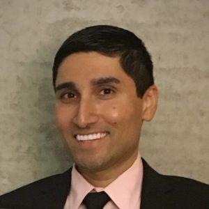 Headshot of Dr Wajeeh Irfan